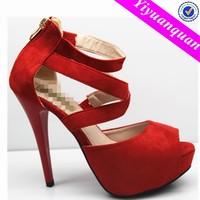 Sex High Heel Red Bottom Sandals Shoes
