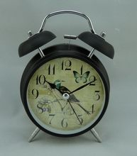 Super quality promotional trend style high-grade discount table awake alarm clock