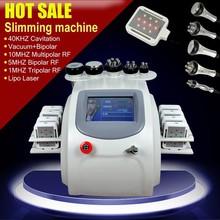 Salon TOP one! liposlim cavitation machine/laser cavitation/vacuum cavitation rf machine