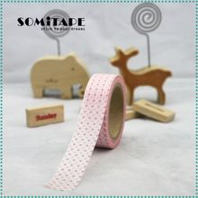 Heat Resistance Custom Make SuMMer Washi Tape Wholesale For Diy Hand-Made Art Working