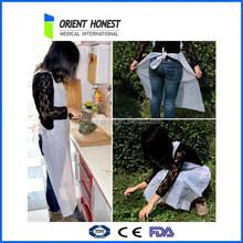 Disposable comfortable wearing garden apron