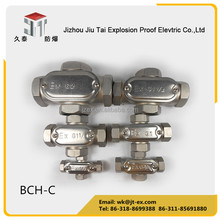 BCH-C stainless steel explosion proof wire case or pull box
