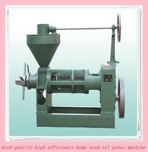 good quality high efficiency hemp seed oil press machine
