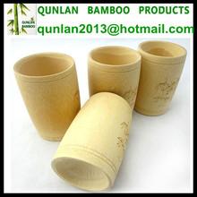 Customized Logo 100% Natural Bamboo Product
