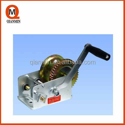 mini anchor hand operated winch small manual hand winch buy hand winch 4x4 portable hand winch NSC Supplier Standards 30 Supplier Standards