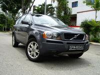 Volvo XC90 2.5T 2004 Full Spec for Export , Singapore Used Car