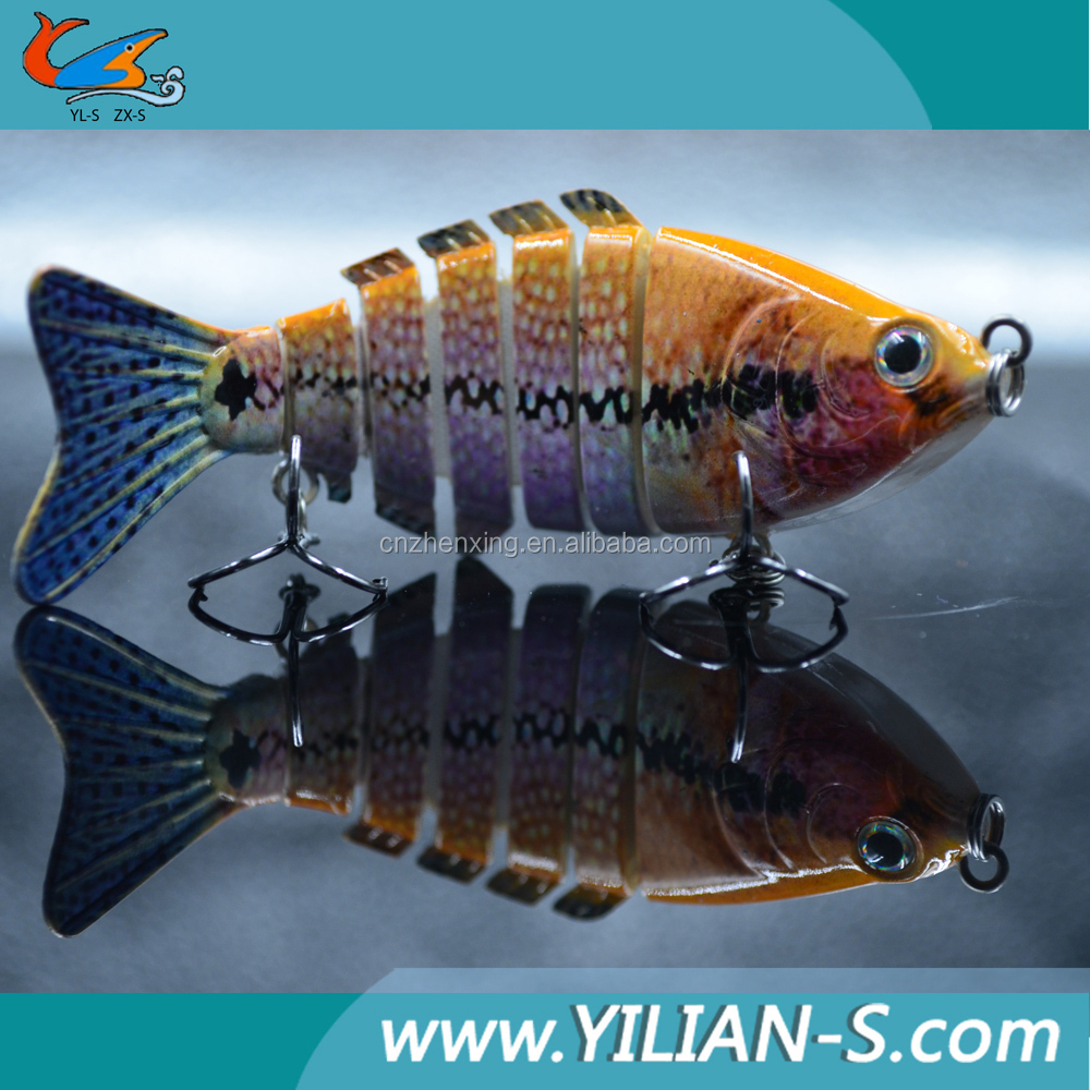 Hot sale lure artificial hard plastic bait fishing tackle for Fishing tackle sale