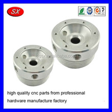 custom Aluminum CNC Turning Part Motor Adapter parts,CNC Machining Service