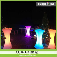 Modern Led Table Led Bar Table and chairs led furniture