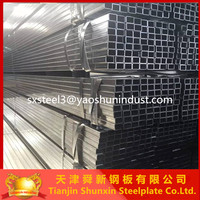 hollow section/steel pipe galvanized/gi/gl steel pipe supplier galvanized steel