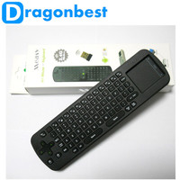 Android TV Box or Android Mini PC 2.4GHz Wireless Air Mouse RC12 Keyboard