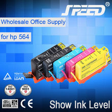 Guaranteed 100% remanufactured inkjet cartridge for hp 564 with 10 years experience