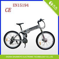 Mountain bicycle tire chopper bike G4 ebike