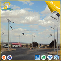 High efficiency best 120w solar lights for yard for 10m solar street light