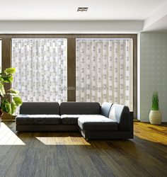 Soft vertical blinds new styles curtain