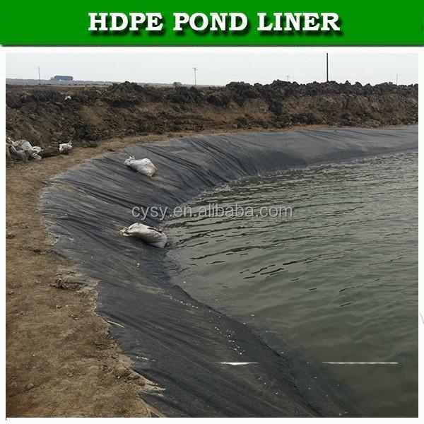 En dehors du naturel b che en plastique tanch it for Plastico para estanques artificiales