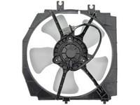 radiator fan/condenser fan/cooling fan for MAZDA PROTEGE ZL01-15-025B / ZL04-15-025C