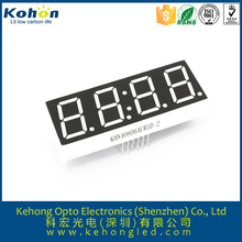 """7 segment display 4 digit LED 0.36"""" - see attached spec must be identical"""