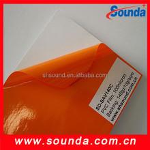 High quality 120g 140g plastic sheet, color pvc flexible plastic sheet