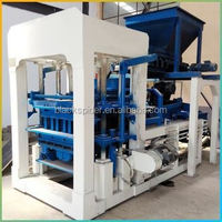 Special Supply Block Making Machine