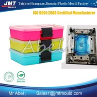 custom plastic food container mould