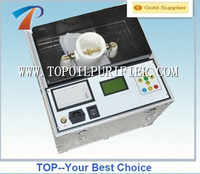 China Transformer Oil Test Equipment for testing of dielectric strength of insulating oil used in transformers & circuit breaker
