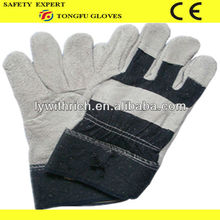 high quality gloves leather safety driving gloves