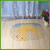 Bath tub spa mat,anti slip extra large bath mats for kids