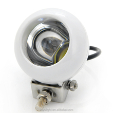 15W round led work light with magnetic foot led spotlights for trucks