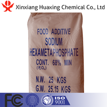Sodium Hexametaphosphate SHMP Used As Selecting Agent