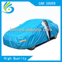 Hot sell soft aluminum+PP cotton car body cover ,waterproof car cover