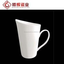 HYS1063 White Ceramic Cool Water Jug, Water Pot
