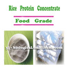 Ideal food ingredients concentrated protein rice protein concentrate