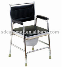 Caremax commde chair | Steel Commode Chair