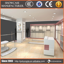 OEM all kinds of artist and display,design wood glass showcase