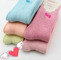 women's socks solid color love candy color sock women sock slippers