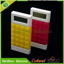 The best desktop item calculator wholesale mini calculator silicone