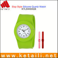 High quality promotion silicone watch