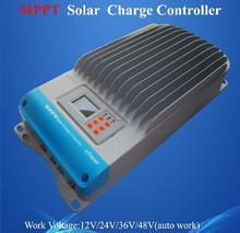12v 24v 36v 48v solar voltage regulator, MPPT solar charge controller ET6415BND