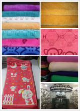 Dobby cotton face Towel supplier