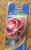 2015 mini red football/soccer car air freshener with net and cupula