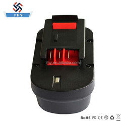 Wholesale OEM 14.4V NI-CD/NI-MH Power Tool Battery for BLACK & DECKER Cordless Tools