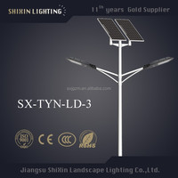 Hottest solar power led street light 6M 8M and charge controller
