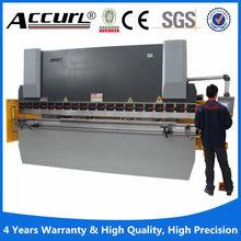 WC67K63t/3200 best quality Chinese brand hydraulic steel sheet cnc press brake