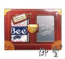 Bee Brand Poker Playing Cards - Deluxe Meaningful Series
