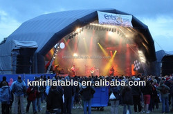 giant inflatable stage cover