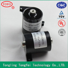 High quality Plastic case Self-healing long lifetime low ESR CBB15 CBB16 super capacitor 1f 5.5v