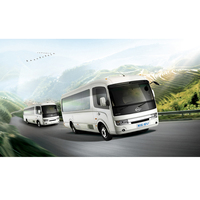 Travelling Bus by China Famous Car Manufacturer