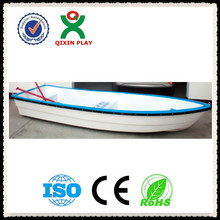 pedalo boat for adult/Colorful and animals style amusement park pedal boats/pedal-powered boat QX-084H