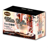 Yilin 3 in 1 Instant White Coffee ( Arabica Coffee Beans) 30g